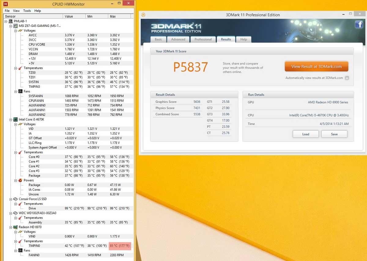 Haga clic en la imagen para ver una versión más grande Nombre: 3DMark11.jpg Visitas: 1 Size: 99,7 KB ID: 178918