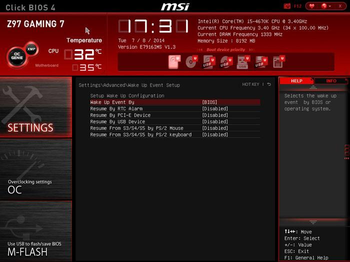 Bios Msi Z97 Gaming 7 Hispazone Com
